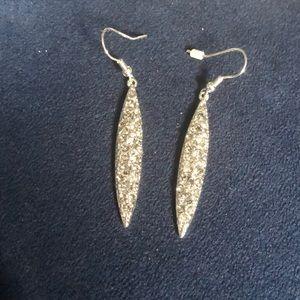 Hardly worn earrings